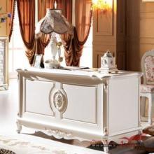 供应鹭鸶家具书桌实木办公桌电脑台