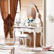 鹭鸶家具梳妆台化妆桌影楼化妆台图片