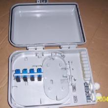 供应ABS116光纤分路箱 ABS光纤楼道箱 室外抱杆箱