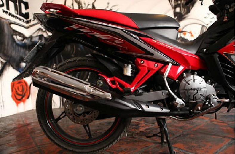 越南全新本田 雅马哈摩托车 踏板 弯梁 多型多 不断更新中 高清图片