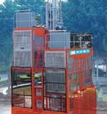 供应建筑用施工升降机