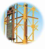 货用施工升降机图片