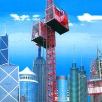 供应建筑设备人货电梯