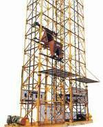 施工升降机/提升架生产厂家图片