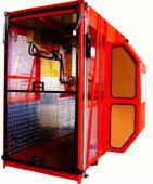 普通施工升降机图片/普通施工升降机样板图 (2)