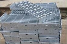 供应杭州网格板格栅板水沟盖板踏步板