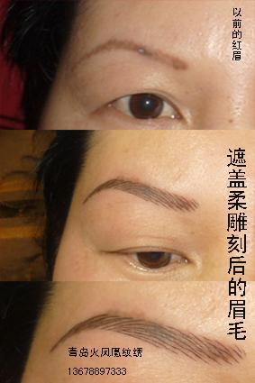 青岛火凤凰纹身纹绣器材培训产品图片