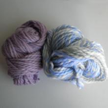供应美丽诺羊毛围巾线 手编纱线 段染纱线 毛线 畅销