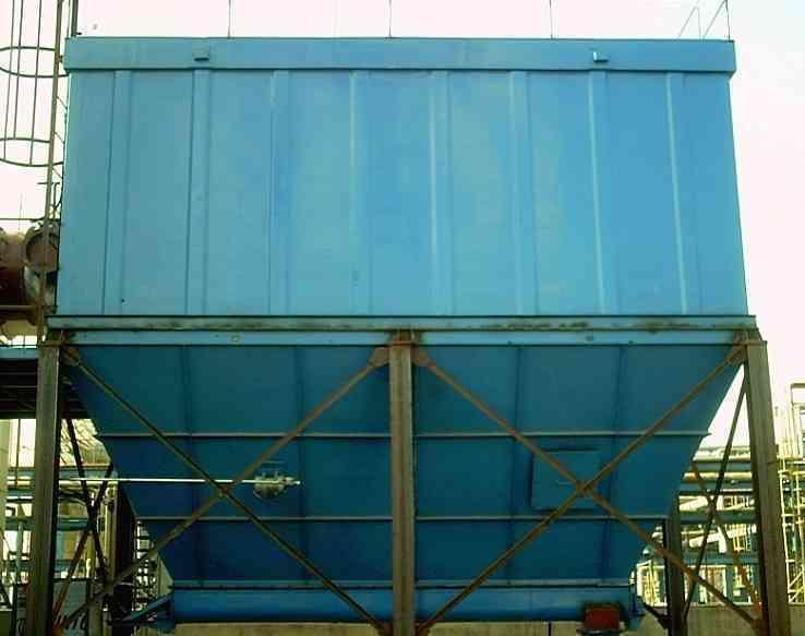 矿用干式除尘器的与应用
