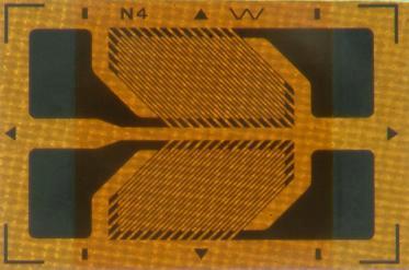 供应上海电阻应变计半桥片BH-HA系列