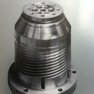 瑞安大型吹膜机模头批发图片