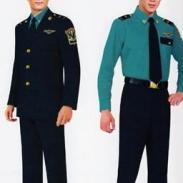 武汉定做高级形象保安服保安制服图片