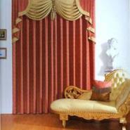 北京布艺窗帘窗帘布艺图片