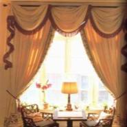 布艺加工定做窗帘图片