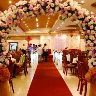 南昌鲜花拱门,南昌鲜花拱门制作图片