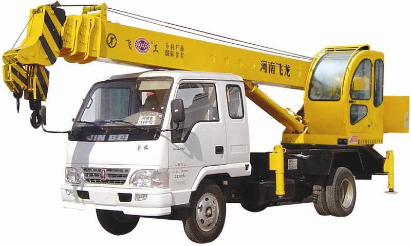 廣元吊車租賃公司