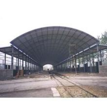 供应彩钢屋顶装饰拱形彩钢批发