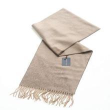 供应12秋冬新款羊绒双面双色格子围巾