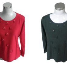 2012年新款 山羊绒绒衫 混纺绒衫 低价绒衫 外贸库存羊绒衫