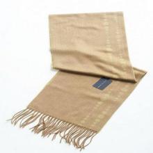 供应12秋冬新款羊绒双面双色格子围巾批发