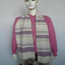 供应2012新款女士绒毛混纺围巾