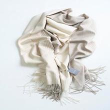 供应简洁百搭(Pashmina)纯羊绒围巾 可定做
