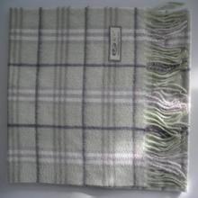 供应优质红格双面羊绒围巾
