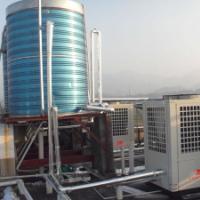 家电制造设备-商用热泵热水器空气