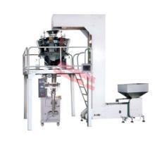 供应全自动称量包装机组十头电子秤中药饮片包装机