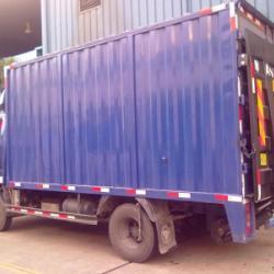 珠三角尾板貨車出租13622255053張生