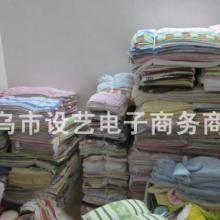 供应地摊毛巾按斤卖毛巾