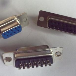 VGA焊线接口图片