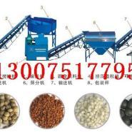无干燥复合肥生产线报价图片