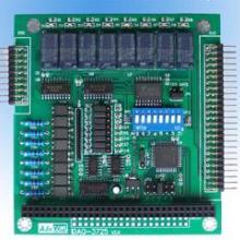 供应IDAQ-3725 8路光隔DI8路继电器输出卡
