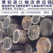 喀麦隆木方/木材/原木进口代理费用图片