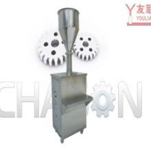 供应牛奶半自动灌装机,奶粉半自动灌装机 乳品半自动灌装机 贴标机械
