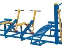 供应组合训练器 社区娱乐锻炼器械 组合健身器械 综合健身器材