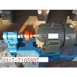 2CY系列齿轮泵高压齿轮泵图片