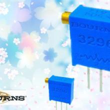 深圳市科辉德电子科技3296X型侧调玻璃釉膜精密微调可调电阻