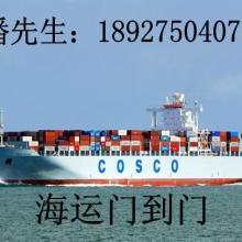 印尼海运货代东莞拼箱海运到印尼双清关包送货包税海运批发