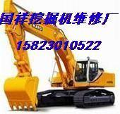 供应电动挖掘机电机的维修--首选国祥挖掘机维修基地最专业批发
