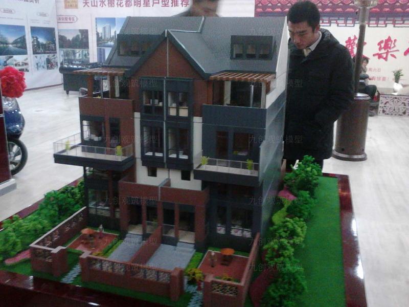 供应天津房地产业销售模型价格