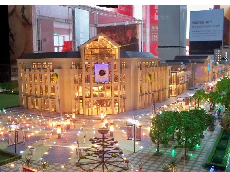 供应天津房地产业销售模型公司