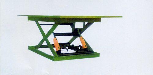 载重大固定液压升降台图片图片
