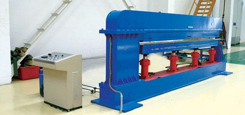 纸板筒热压粘合机(热粘机)