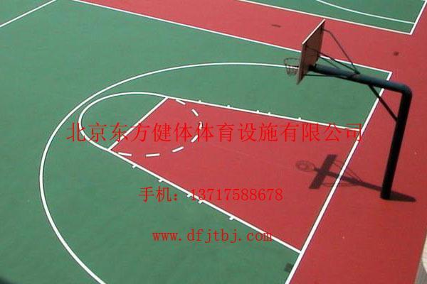 请问篮球场和足球场的最小要求尺寸?图片