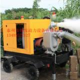 拖拉式移动电站 拖拉式移动发电机组    拖拉式移动柴油发电机组