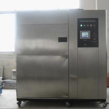 供应厦门三箱式冷热冲击试验机 蓄温式气体冲击试验机 触摸屏温度交变试