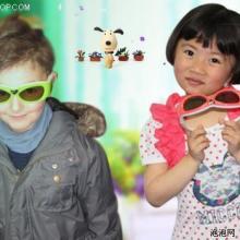 供应儿童款投影3D眼镜批发
