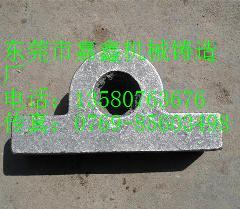 大岭山铸铁配重块供应商图片